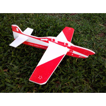 Avião Pipa Isopor Modelo Tucano Eda