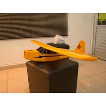 Kit Aeromodelo Elétrico Piper 1m - Depron 5mm