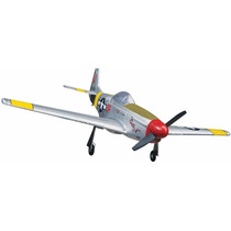 Avião Flyzone Aircore P-51 Mustang Cathy Ii Airframe Flza390