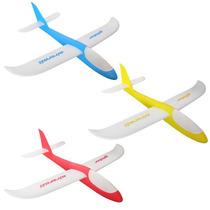 Mini Avião Planador Aeromodelo De Mão.frete Gratis