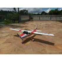 Vendo Lindo Aero Elétrico Cessna 182, Rtf, Pronto Para Voar!