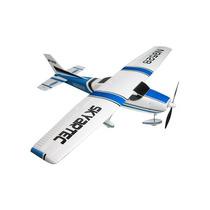 Kit Do Aeromodelo Cessna 182 Para 5 Canais Para Montagem.