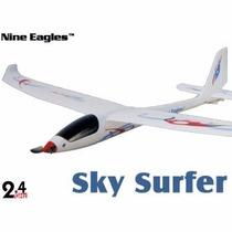 Aeromodelo, Avião De Controle Nine Eagles Rc 781b