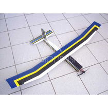 Aeromodelo Planador Kit Em Depron P/ Montar