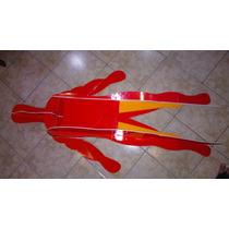 Homem Voador Kit Em Depron 4mm E 165cm De Altura E Branco