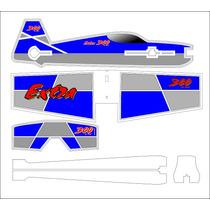 Aeromodelo Shock Flyer 85 Cm Poliondas