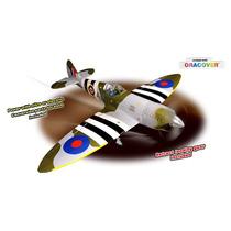 Avião Phoenix Spitfire 61-91 Scale 1:7 ¼ Arf Ph067