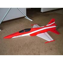 Aeromodelo - Planta Jato F-20 Tigershark Em Depron