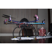 Drone Alemão Multirotor Hexacopter Mikrokopter Hexaxl Voand