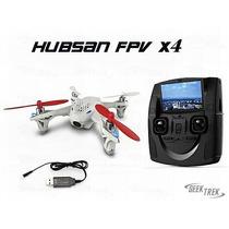 Quadricoptero Hubsan X4 H107d Drone C/ Câmera Filmagem Fpv
