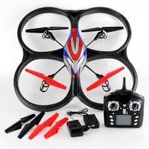 Quadricoptero Wltoys V262 Gigante 4-ch C/ Câmera + Sd 2gb