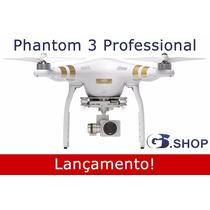 Drone Dji Phantom 3 Professional Cam 4k P/entrega Atualizado