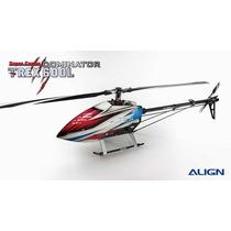 Helicóptero Align T-rex 600l Dominator Super Combo Rh60e11x