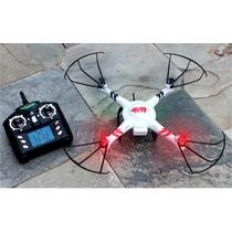 Drone Quadricoptero V686 Profissional - Câmera Melhor Q Syma