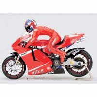 Moto Thunder Tiger Ducati Desmosedici Gp8 Nitro1/5 Freehobby