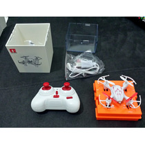 Drone Liansheng Ls-113 2.4 G 4ch Com Luz Led Importado