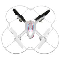 Mini Drone Quadricoptero 4 Canais Planador Controle Sem Fio