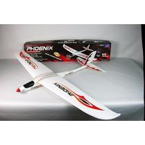 Robinho Aeromodelismo Planador Phoenix 742-2 4 Canais