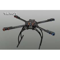 Tarot Fy650 Iron Man Quadricoptero Fibra De Carbono Frame