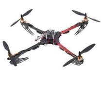 Drone Quadricoptero Com Controle Flysky E Bateria Veja Video