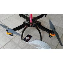 Drone Dji F450,kit Motores Escs Hélices E310 - Black - Show