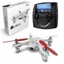 Quadricóptero Hubsan H107d 4ch C/ Câmera E Sistema Fpv