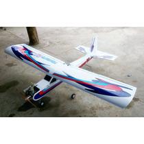 Aeromodelo Phoenix Model 60 - Com 7 Servos E Flap!