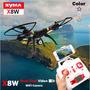 Quadricoptero Drone 50cm Câmera Hd Vídeos Ao Vivo Syma X8w
