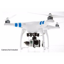 Drone Dji Phantom 2 Vision + Plus V3 + Bateria Extra + Nf