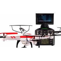 Drone Quadricóptero Wltoys V686g Fpv Integrado