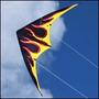 Pipa - Kite - Bebop Fire - Importada Da Hq Alemã