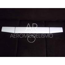 Asa Planador Isopor P3 15,5cm X 1,40m C/ Vareta Fibra Vidro