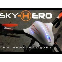 Sky Hero +veloz Drone Do Mundo! Hexacoptero Dji Inspire Novo