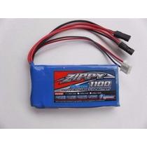 Bateria Zippy Life 6.6v 1100mah 10c Rx - Ail14466