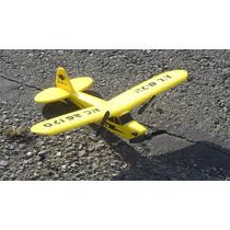 Mini Avião De Controle Remoto Completo - Aeromodelismo Rtf