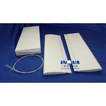 5 Kits De Asas Para Aeromodelo Em Isopor P3 Com 19,5cmx120cm