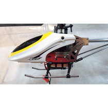 Mini Helicóptero Controle Remoto 360 4,0ch Pronta Entrega