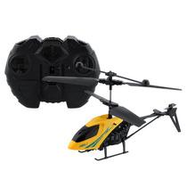 Mini Helicóptero Original Com Controle Remoto Pronta Entrega