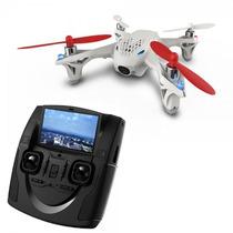 Drone Quadricoptero Hubsan Fpv H107d Camera Tempo Real, V959