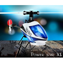 V977 Wltoys Helicóptero 6 Canais Brushless Bnf So Helicopter