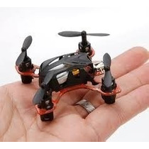 Mini Drone Quad Nano-sized 2.4ghz Recarregável 4-ch Rc Q