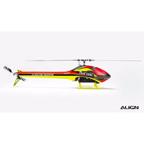 Align T-rex 450l Speed Fuselage (red & Yellow)
