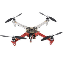 Drone Quadricoptero Comp. Para Manobras E Fvp Helicóptero 3d