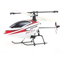 Helicóptero Wltoys V911 Vermelho 4ch 2.4ghz Rtf
