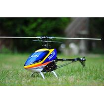 Helicoptero Trex 450 Align+5baterias+1controle Futaba
