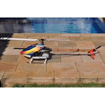 Helicoptero Velocity 50 Motor O.s 55 Raptor Trex 500 600 700