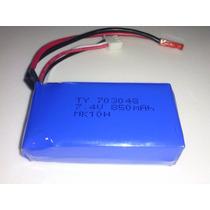 Bateria V912 850 Mah Lipo 7.4v Pode Retirar Pessoalmente