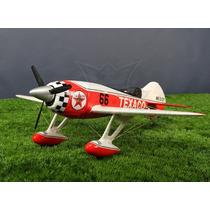 Aeromodelo Escala Gee Bee R3 750mm De Asa Pronto Para Voar