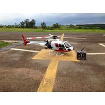 Helicoptero 700 Roban As350 Esquilo Pm De Sao Paulo - Águia