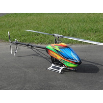 Montagem, Configuração E Voo De Teste Helicoptero Hk 450